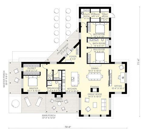 la pared cardiaca home design plans 2015 dise 241 os de casas modernas planos de caba 241 as planos de