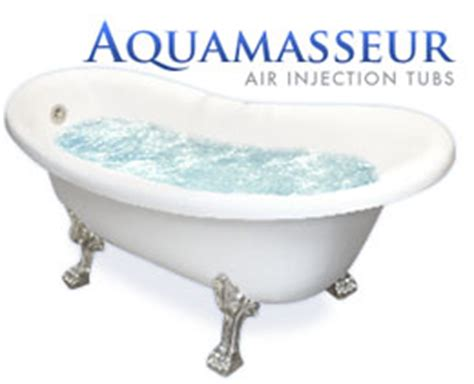 Jetted Clawfoot Tub Jetted Clawfoot Tubs Air Jetted And Whirlpool Jetted