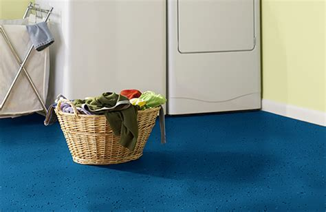 Liven up the laundry room