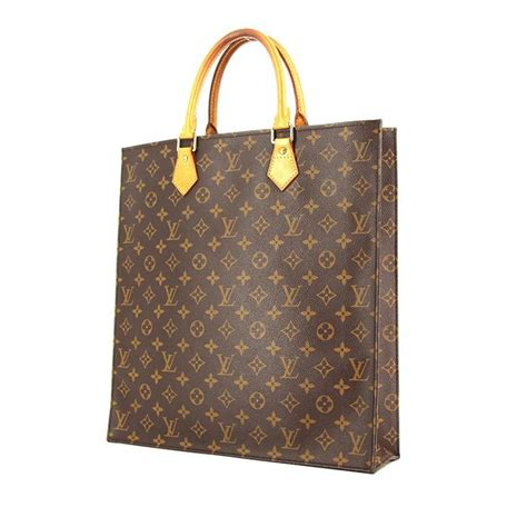 louis vuitton sac plat tote  collector square