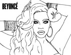 beyonce coloring book free coloring pages of beyonce color