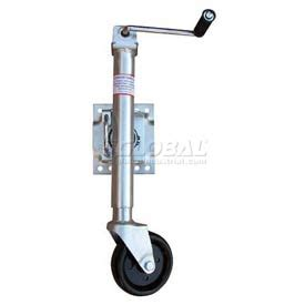 trailer swing jack dock truck equipment trailer stabilizers jacks