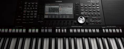 Lcd Yamaha Psr 2000 psr s975 especificaciones digital workstations teclados port 225 tiles instrumentos