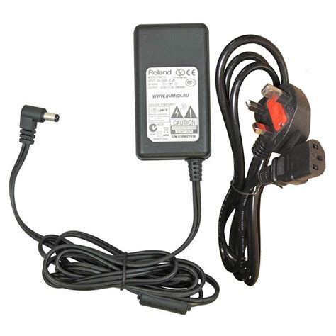 Roland Ac Adaptor Psb1u Psb 230eu roland psb 1u ac power adaptor at gear4music