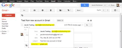 checks by mail send mail via gmail when server ip is blocked inmotion