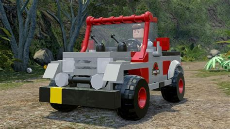 lego jurassic park jeep wrangler igcd jeep wrangler in lego jurassic