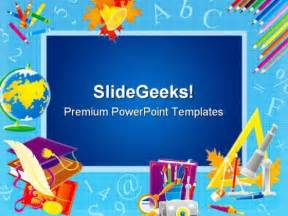 free powerpoint templates education educational borders and frames studio design gallery