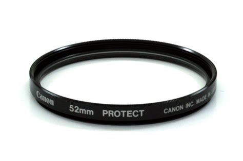 Filter Uv Canon 52mm canon 52mm protect filter canon store