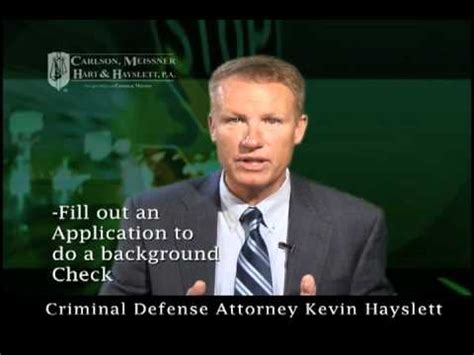 How To Clean A Criminal Record How To Clear Your Criminal Record With An Expungement Doovi