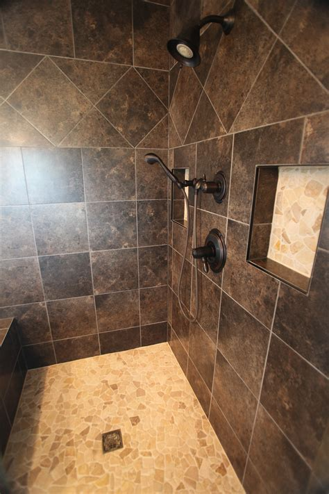 bathroom tile shower bath portfolio town and country interiors