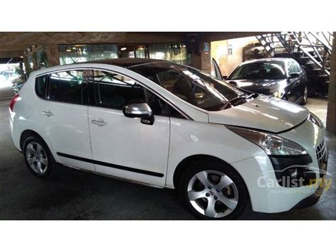 peugeot suv 2013 peugeot 3008 2013 1 6 in penang automatic suv white for rm