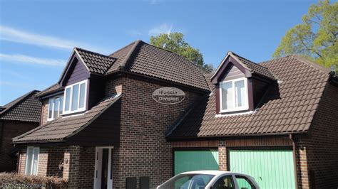Upvc Shiplap Cladding Brown by Upvc Cladding The Fascia Division