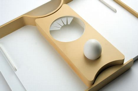 One Handed Kitchen Equipment by Single Cook Yanko Design