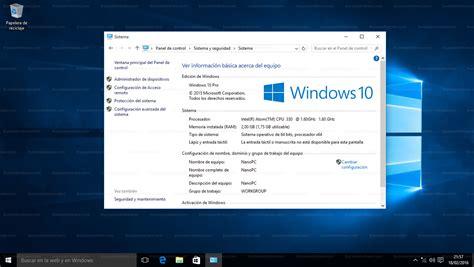 imagenes sistema windows 10 historia de windows trucos windows