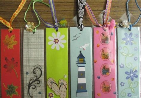Handcrafted Bookmarks - handmade bookmarks bookmarks handmade