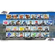 Super Smash Bros Wii U Characters  Car Review Specs