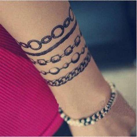 tatuaggi bracciali donna foto 7 40 nanopress donna