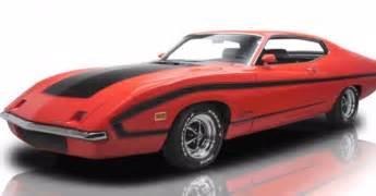 1964 Mustang Black Striking 1970 Ford Torino King Cobra American Muscle Car Cars