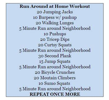 at home workout fitness for busy home