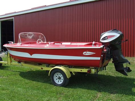 used larson boats for sale in ontario larson larson 1960 used boat for sale in havelock ontario