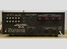 Harman Kardon A401 | Audiovintage Signal Amplification