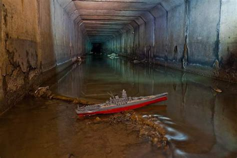 ship underground forgotten military facilities weirdomatic