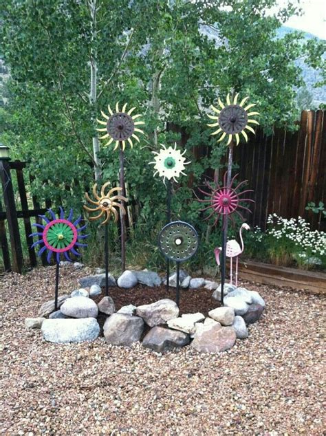 Metal Flowers For Garden 17 Best Images About Metal Flowers On Plastic Spoons Sodas And Flower