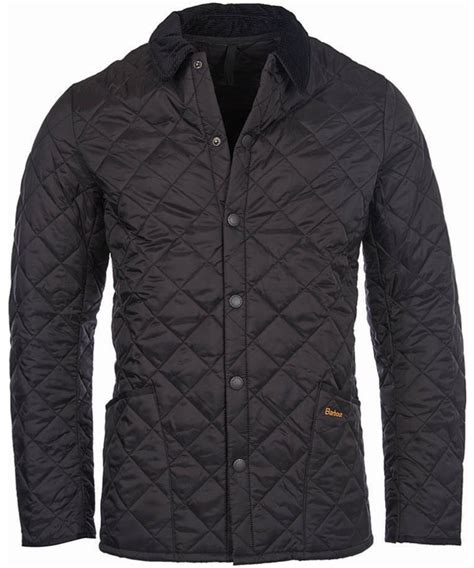 Mens Barbour Heritage Liddesdale Quilted Jacket by S Barbour Heritage Liddesdale Quilted Jacket