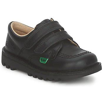 Kickers Tracking Low kickers kick lo velcro black free delivery with