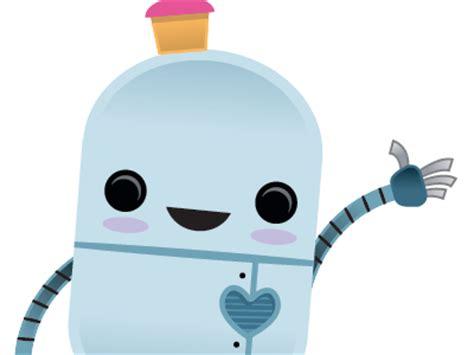 Imagenes De Robots Kawaii | kawaii robot by jay rogers dribbble