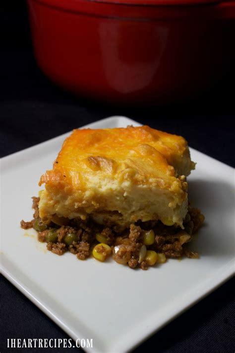 deluxe shepherds pie  heart recipes
