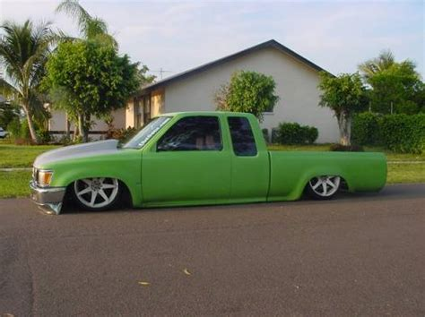 Bagged Toyota Truck 1991 Toyota Bagged B D Reduced 8 500 Possible Trade
