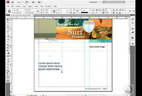 indesign tutorials for beginners free 335 best images about indesign on pinterest
