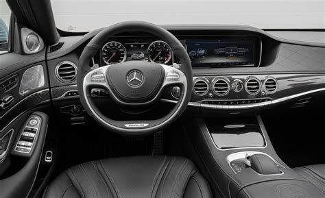 Mercedes S63 Amg Interior by Car And Driver