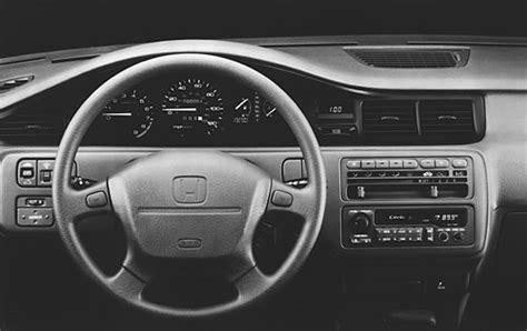 Honda Civic 1994 Interior by 1994 Honda Civic Coupe Pictures Cargurus
