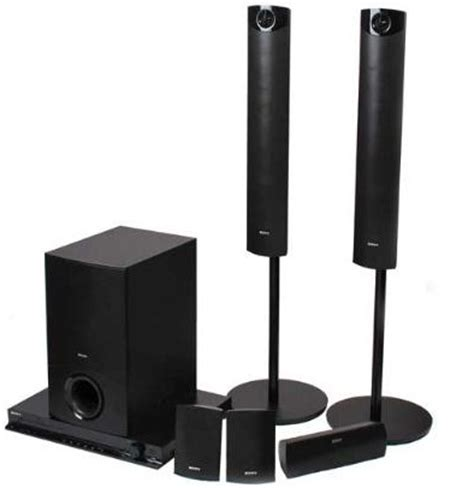 Home Theater Sony Dav Dz640k sony dav dz640k dvd 1000w 5 1 home theatre system price