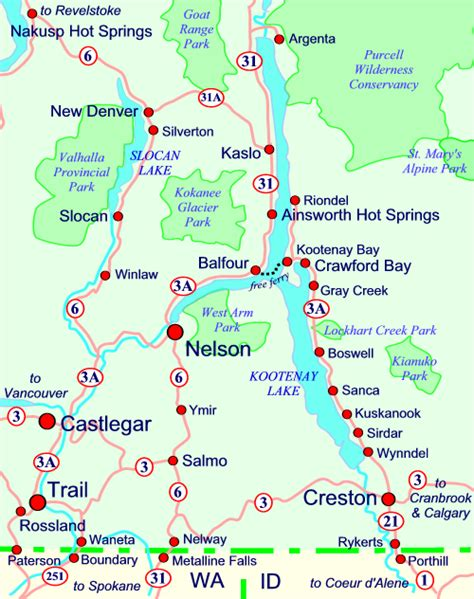 canoes nelson bc rv voyageur my oh my how time flies