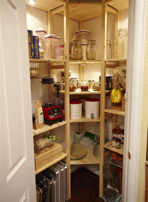 ikea pantry shelf ikea ivar built in pantry all components purchased