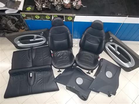 interni auto in pelle tappezzeria mini one in pelle nera sedili interni motortecno