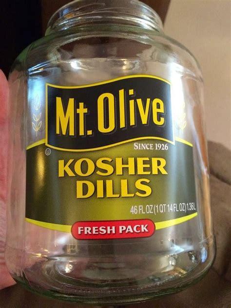 diy upcycle pickle jar turned vintage french storage