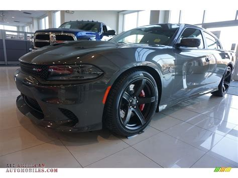 2017 Dodge Charger SRT Hellcat in Granite Pearl   522836