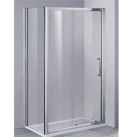 1200mm Sliding Shower Door Elite 1200mm Sliding Shower Door 8mm Glass
