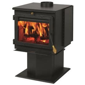 Summers Plumbing Heating And Cooling Reviews by Shop Summers Heat 2 000 Sq Ft Wood Stove At Lowes