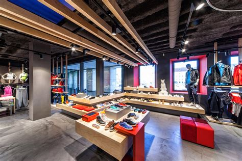 home design store munich puma store by plajer franz studio munich 187 retail