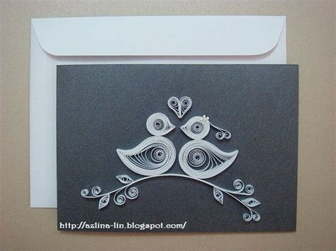 Paper Wedding Cards