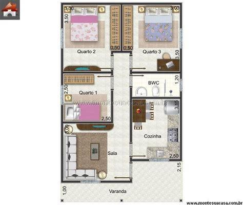 tre casa 166 melhores imagens sobre plantas de casas pequenas no