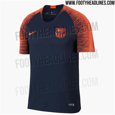 Look At World Cup Template Nike Barcelona 2018 Training Collection Released Footy Headlines Nike Vapor Shirt Template