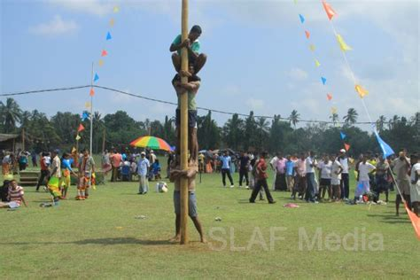 new year traditional activities slaf celebrates sinhala and hindu new year festival at