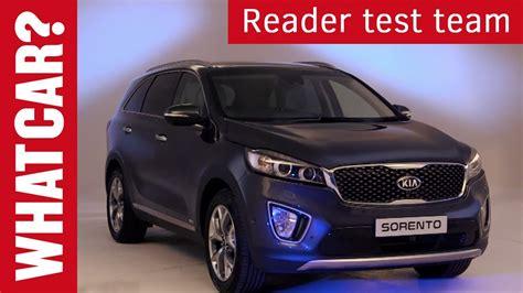 Kia 149 A Month 2017 Kia Sorento Review What Car