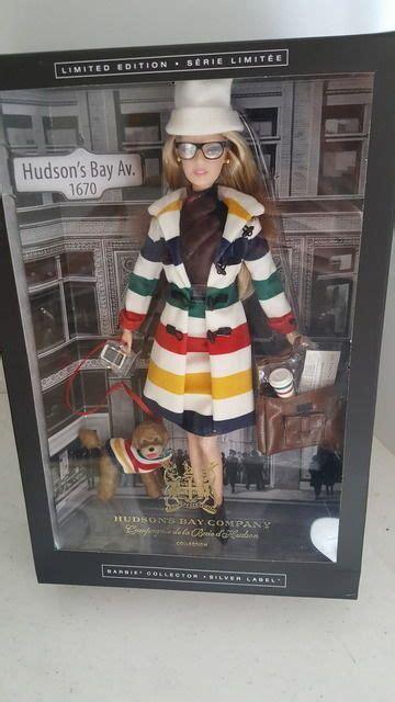 2016 graduation barbie doll 2016 hudson s bay company barbie doll limited edition